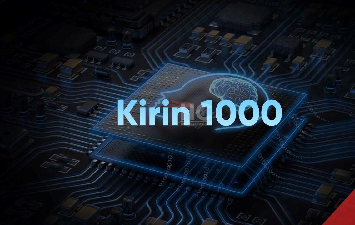 هیولاهای جدید هوآوی ؛ Kirin 1000 و Kirin 1100 تراشههایی قدرتمند بر پایه فناوری 5 نانومتری