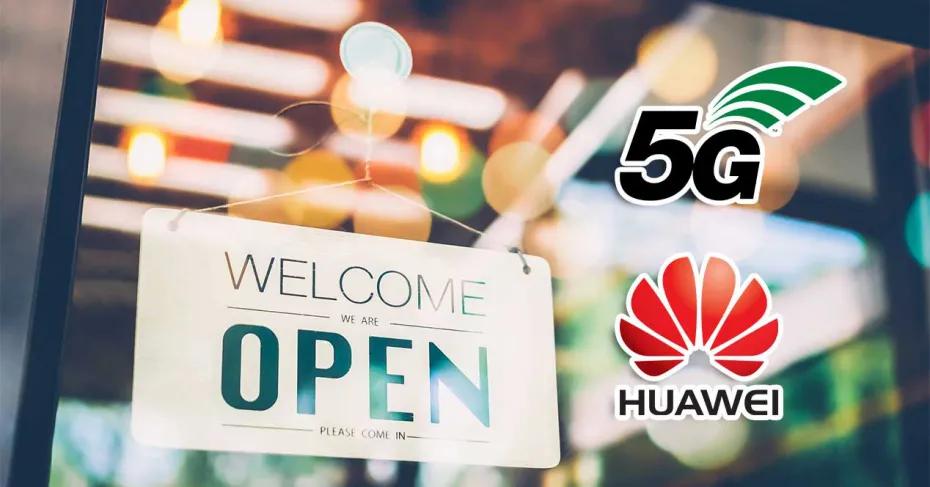 ادامه همکاری اسپانیا با هوآوی برای راهاندازی شبکه موبایل ۵G