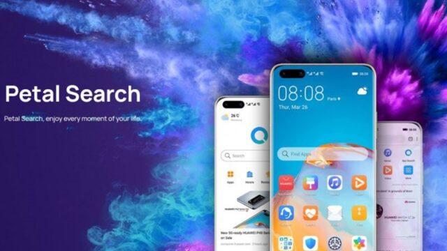 اپلیکیشن «پتال سرچ» Petal Search، موتور جستجوی اختصاصی هوآوی
