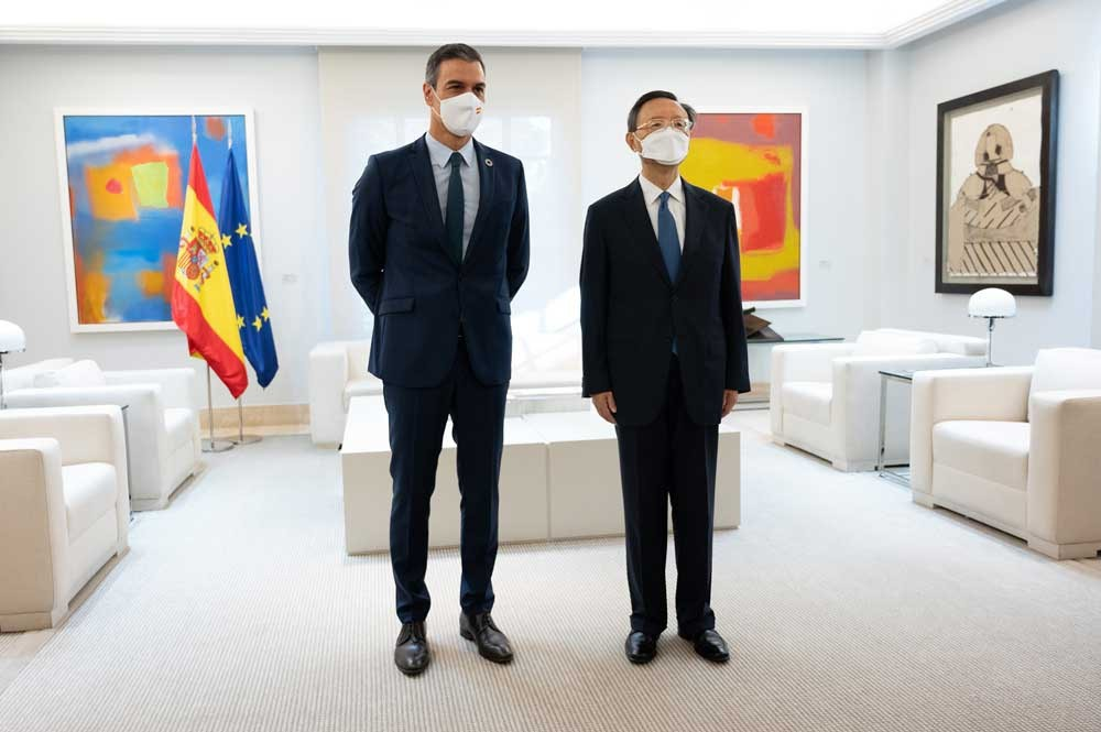 ادامه همکاری اسپانیا با هوآوی