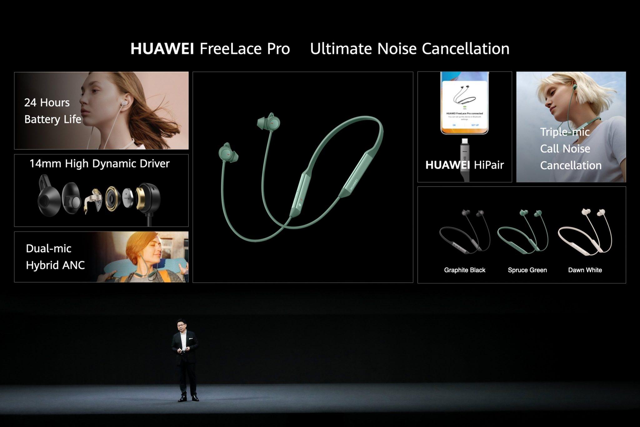 رونمایی هوآوی از محصولات جدید