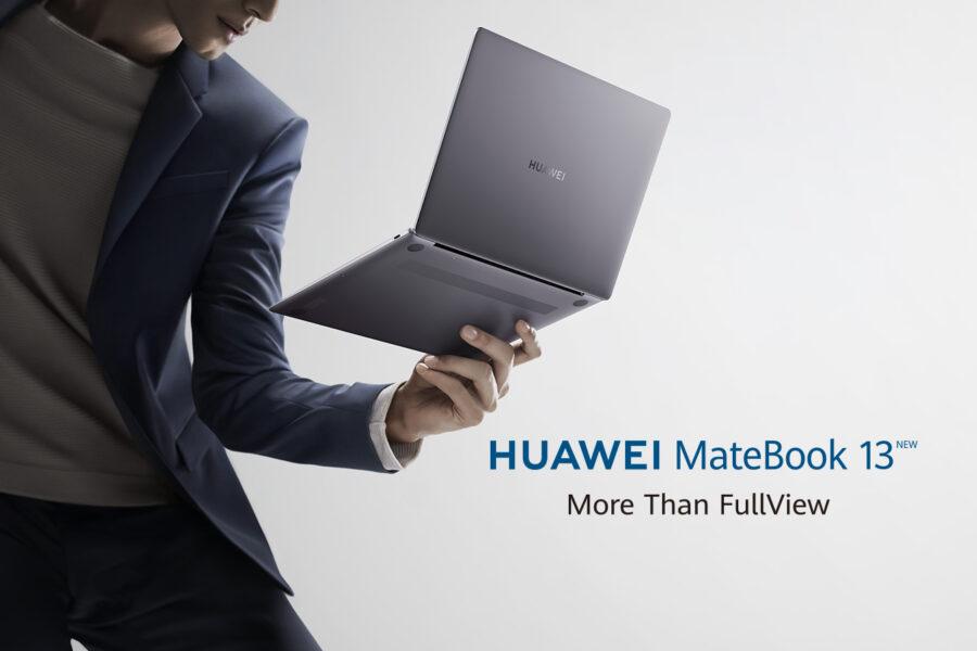 هوآوی لپتاپ Huawei MateBook 13 AMD Edition را معرفی کرد؛ سبک و حرفهای