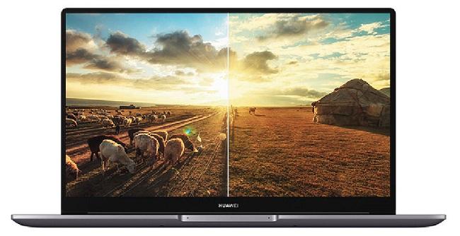 کیفیت نمایشگر لپ تاپ میت بوک d15