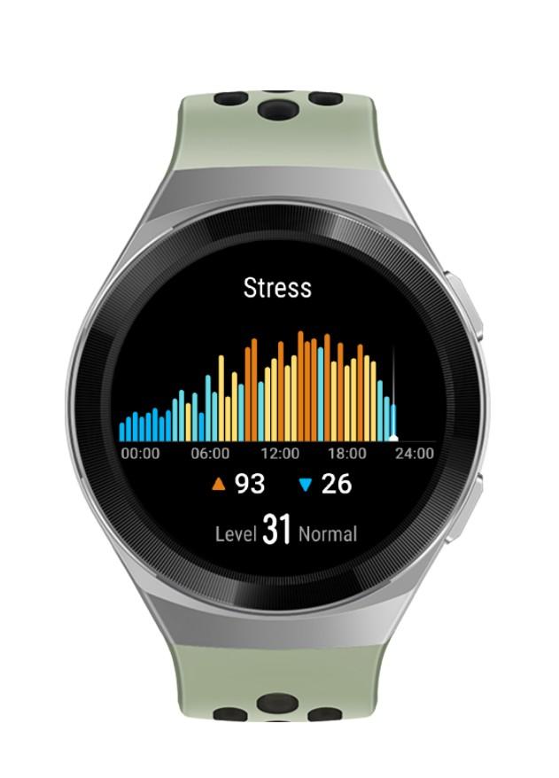 پایش استرس Watch GT 2e