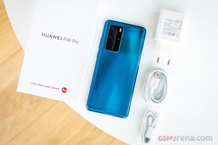 بررسی عملکرد گوشی huawei p40 pro