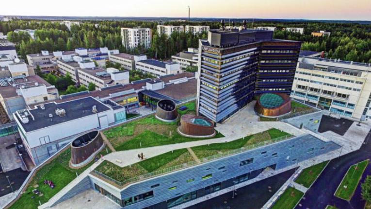 مرکز تحقیق و توسعه هواوی در فنلاند