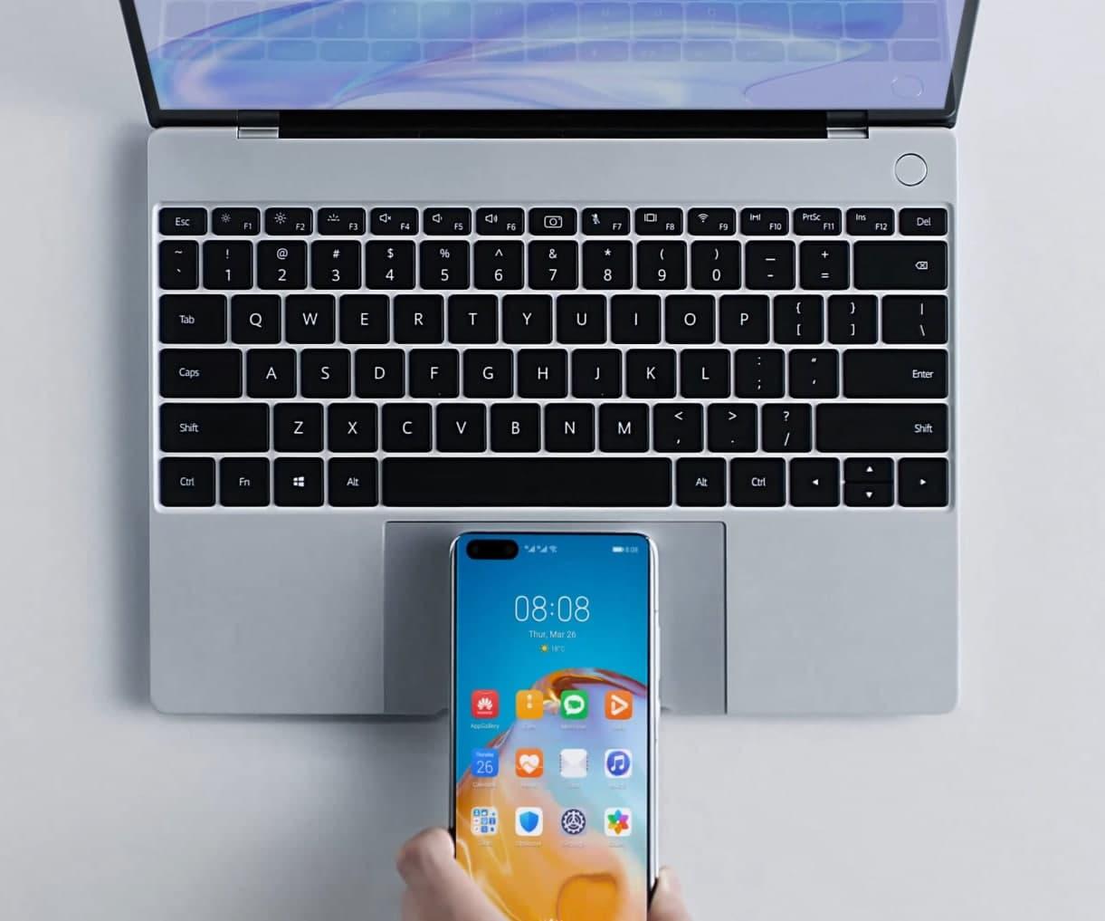 نرم افزار اتصال گوشی هواوی به کامپیوتر