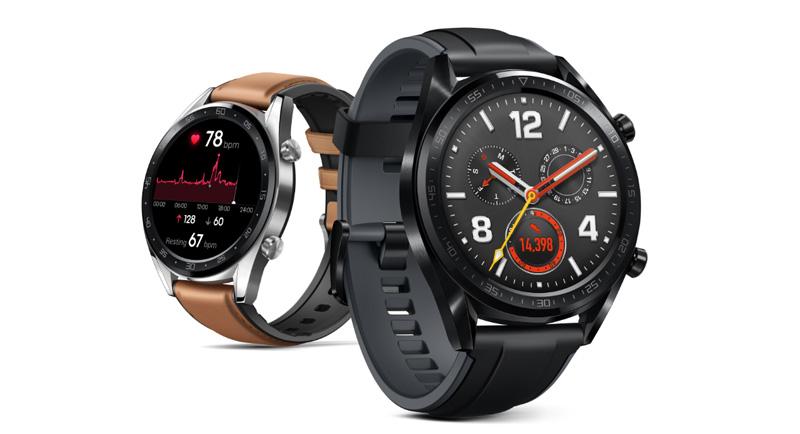 فناوری های ساعت هوشمند هواوی