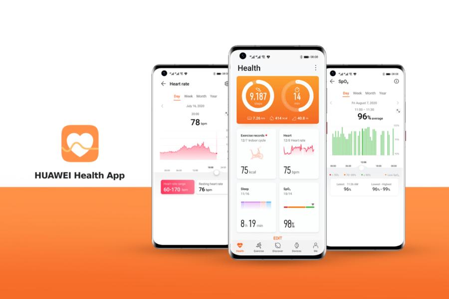 معرفی نرمافزار HUAWEI Health ؛ مربی ورزشی و نگهبان سلامتی شما!