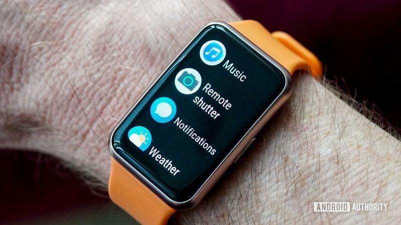 بررسی ساعت هوشمند هواوی Watch FIT