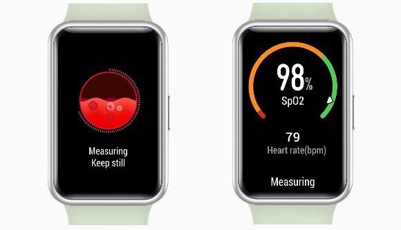 مشخصات و قیمت ساعت هوشمند هواوی watch fit
