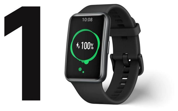 قیمت ساعت هوشمند huawei fit