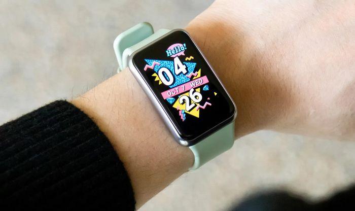 مشخصات ساعت هوشمند هواوی watch fit