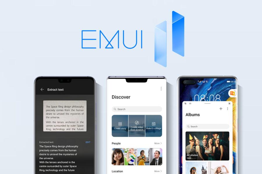 معرفی دو قابلیت جدید رابط کاربری EMUI 11 هواوی