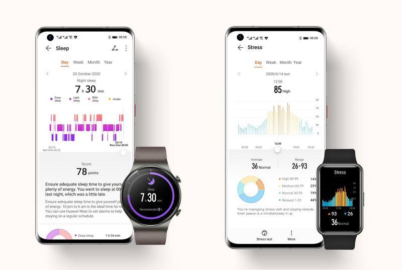 دانلود برنامه Huawei Health برای iOS