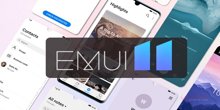 دو تغییر در قسمت تنظیمات رابط کاربری EMUI 11 نسبت به نسخه پیشین