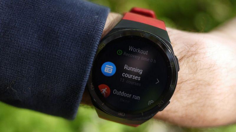 عکس ساعت هوشمند برای ورزشکاران