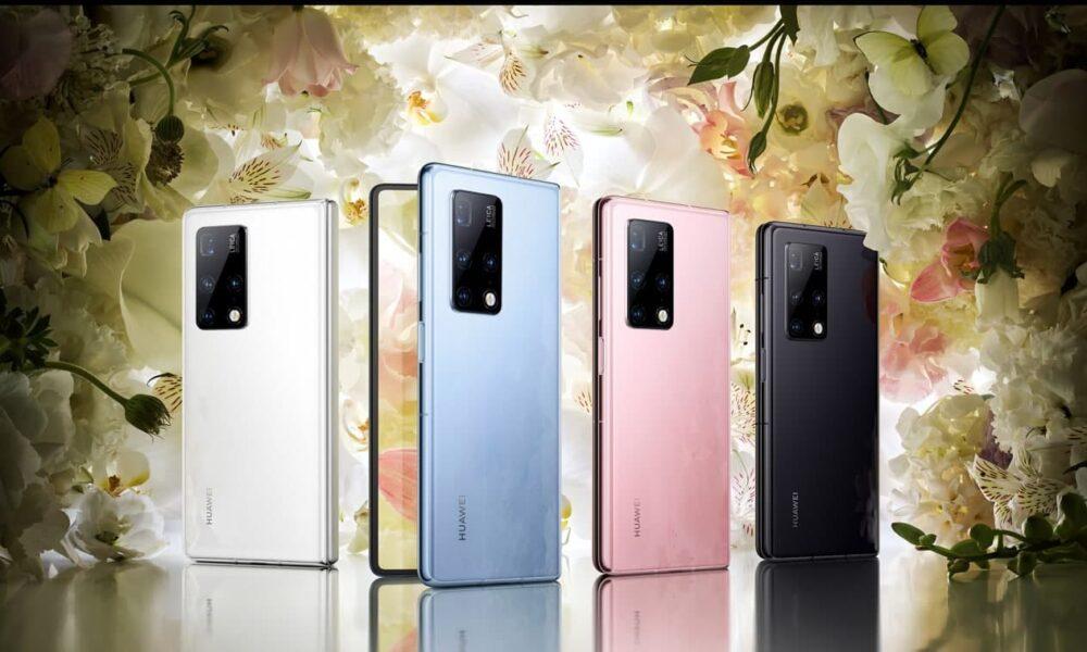 قیمت گوشی تاشو Huawei Mate X2