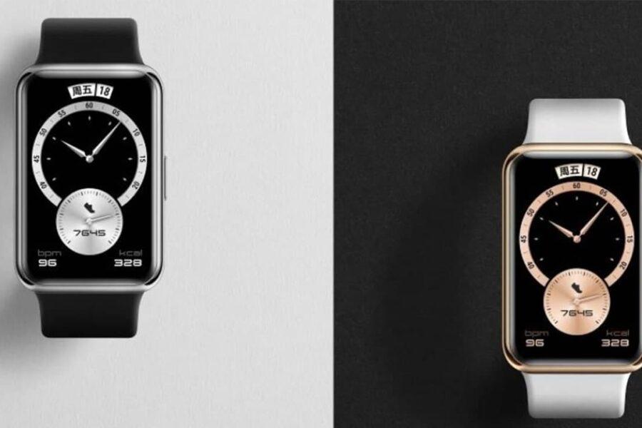 هواوی ساعت هوشمند Watch Fit Elegant Edition را معرفی کرد
