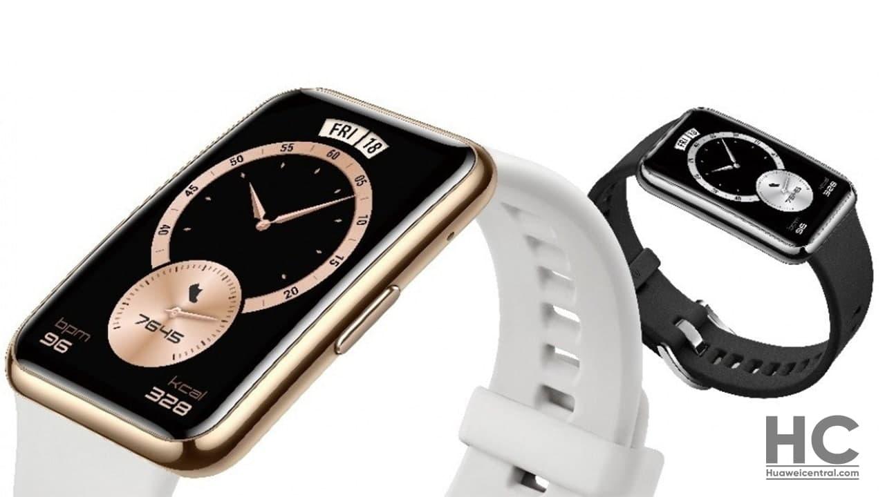 ساعت huawei watch fit elegant edition
