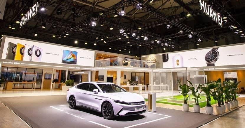 هواوی پروژه خلاقانه خود با نام Smart Home را به نمایش گذاشت؛ خانهای کاملاً هوشمند!