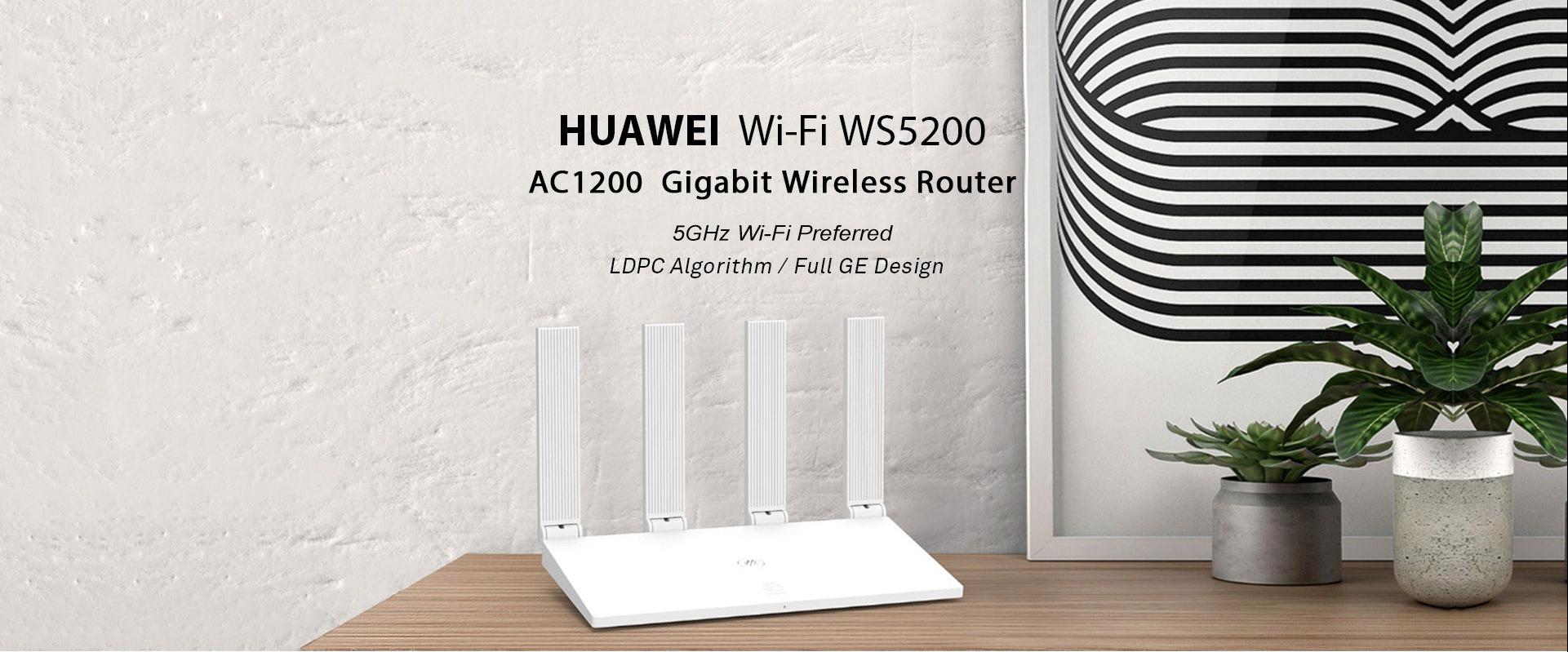 خرید مودم هوآوی WS5200