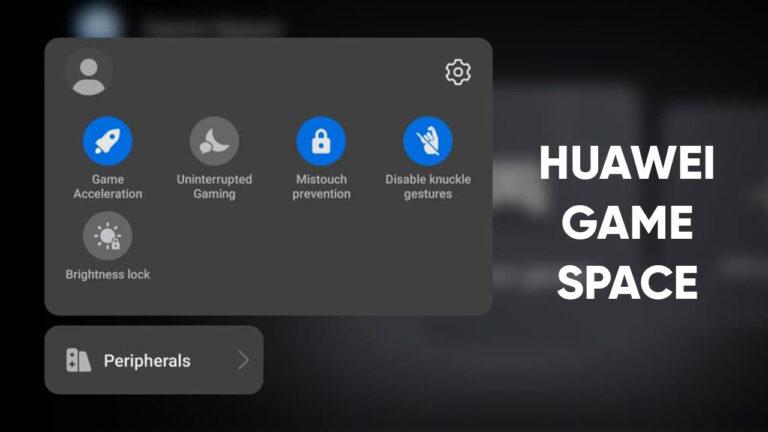 معرفی قابلیت Game Space در گوشیهای هواوی و آموزش فعالسازی آن