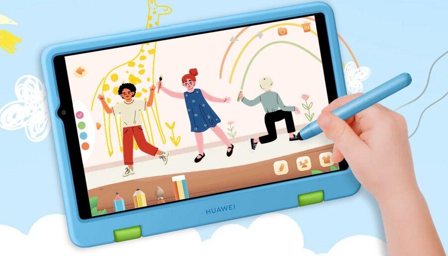معرفی تبلت مخصوص کودکان هواوی MatePad T Kids Edition