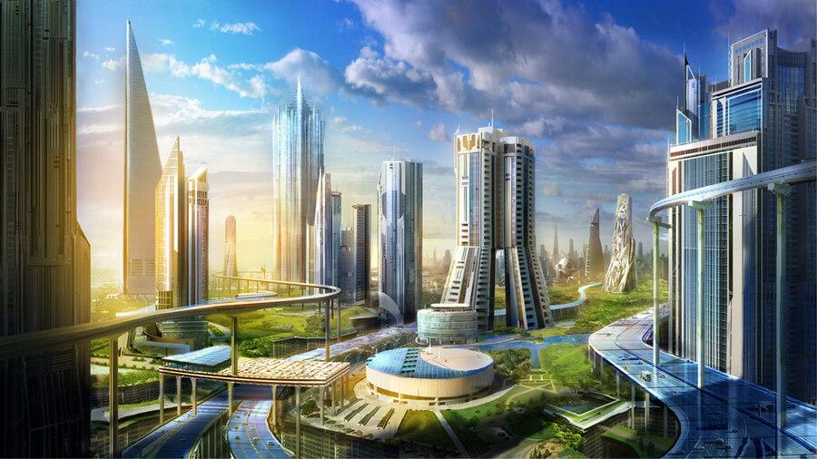 پیش بینی هواوی از تصویر دنیا در سال 2030
